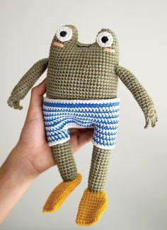 Crochet Amigurumi Animal Animal Friends of Pica Pau - Yan Schenkel Kawaii Crochet, Cute Crochet, Crochet Crafts, Crochet Baby, Crochet Patterns Amigurumi, Crochet Dolls, Amigurumi Doll, Knitting Projects, Crochet Projects
