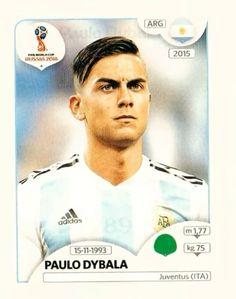 277 - Paulo Dybala ARGENTINA