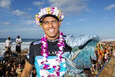 Only one winner will prosper at the Vans Triple Crown surf competition. ©ASP/Kirstin
