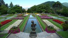 El jardín botánico de Villa Taranto, Verbania, Italia | Los 18 jardines más hermosos del mundo