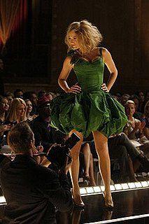 Gossip girl dress... interesting style