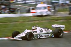 1980 Williams FW07B - Ford (Carlos Reutemann)