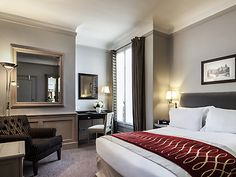 CLASSIC ROOM with twin beds