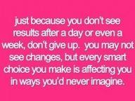 Exercise Inspiration! #thinspo