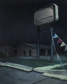 Reruns — JASON CYTACKI Yet To Come, Nocturne, Popular Culture, Illusions, Family Photos, Painting, Image, Family Pictures, Painting Art