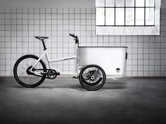 BUTCHERS & BICYCLES — NOW OPEN FOR BUSINESS Our first cargo bike — simply called the Mk I – is for anyone who loves cycling. With it, we intend to challenge the perception of how fun and easy riding a cargo bike can be without compromising usability.