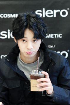 """ 160320 Siero fansign in Daegu blue Jung Joon Young, I Love Him, My Love, Pop Rock, Happy Pills, Korean Entertainment, Daegu, Korean Singer, Korean Actors"