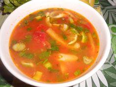 """Supa de rosii """"anti-raceala"""" - imagine 1 mare"""