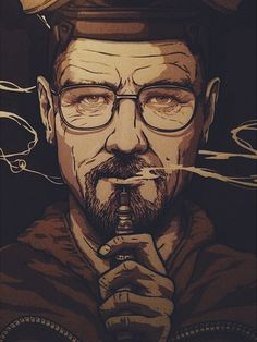 Walter White, what?!