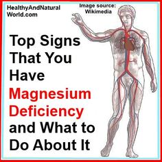 Top signs that you have magnesium deficiency and what to do about it