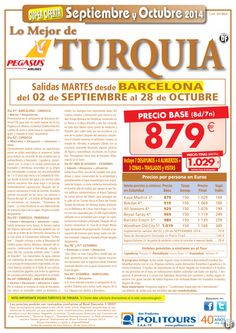 Lo mejor de TURQUIA del02/09 al 28/10 desde Barcelona ( 8d/7n) precio final 1.029€ ultimo minuto - http://zocotours.com/lo-mejor-de-turquia-del0209-al-2810-desde-barcelona-8d7n-precio-final-1-029e-ultimo-minuto/