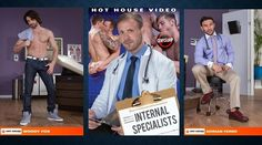 "By: Michael ""The Sizzler"", Staff Writer  SAN FRANCISCO, CA — Just dropped on the Hot House Video network is none other than Gay adult film superstars Woody Fox and Dorian Ferro starring in Scene One of Hot House Video's  ""Internal Specialists"" .  Gay porn fans into Anal Sex, Ass Shots, Big"