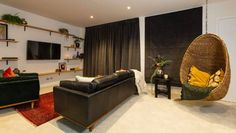 The Block Week 5 - Living Room The Block Nz, Week 5, Living Room, Home, Style, Swag, Ad Home, Home Living Room, Drawing Room