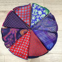 Jerome's Menswear - Another 'round' of fantastic pocket circles!
