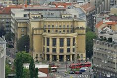 The Comenius University Its building was finished in 1936 Bratislava, Czech Republic, Hungary, Poland, Portal, Multi Story Building, Sweet Home, Street View, Explore