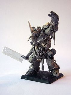 Custom Nurgle Daemon Prince