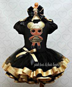 Fiesta LOL - Decoración de Muñecas LOL Surprise