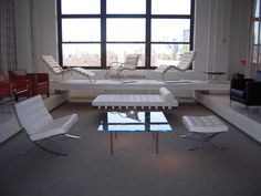 Knoll New York Showroom today