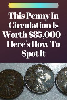 Show Me The Money, How To Make Money, Old Coins Worth Money, Valuable Coins, Error Coins, Coin Worth, Coin Values, Money Matters, Coin Collecting