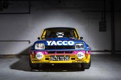 Renault 5 Turbo Tour de Corse '1983