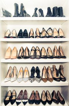 This is what a Victoria's Secret Angel keeps in her closet. http://www.thecoveteur.com/erin-heatherton-model/