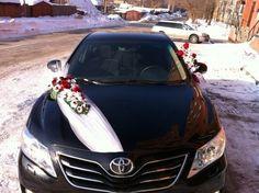 wedding car decoration #4