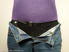The Well Armed Woman Pistol Pouch by Thunderwear. I would need the waistband size XS with the holster size S. Any color :)