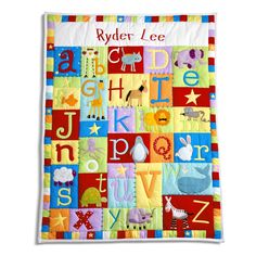 1000 Images About Abc Quilts On Pinterest Alphabet
