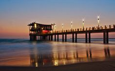Moyos Beach Bar - Durban, South Africa My favourite place