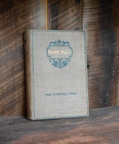 Marcella Vol. 2; Mrs Humphry Ward; 1894 First Edition; Hardcover Book
