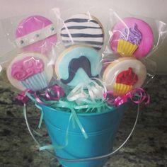 Ivanna's cupcake y galletas