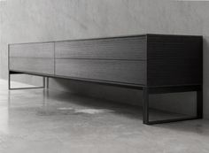 Contemporary sideboard / in wood / not specified ALTERNATIVE: VITAL7 MOBIL FRESNO