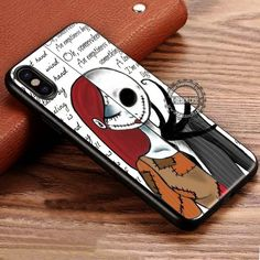 Jack and Sally Nightmare Before Christmas iPhone X 8 7 Plus 6s Cases Samsung Galaxy S8 Plus S7 edge NOTE 8 Covers #cartoon #thenightmarebeforechristmas #jackskellington #sally #iphonecase #iphonecover #iphone8case #iphone8plus #iphoneXcase #samsunggalaxycase #samsunggalaxys8case #samsunggalaxys8plus #samsunggalaxys7case #samsunggalaxynotecase #samsunggalaxynote8 #samsunggalaxynote8case