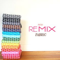 remix #fabric / ann kelle Can't wait for this!