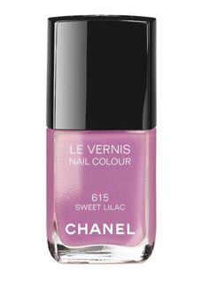 Pin for Later: 20 Summer Nail Polishes You Need to Get Your Hands On Lilac Chanel Sweet Lilac ($27)