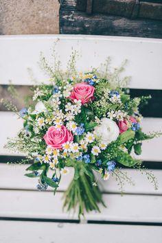 Tina & Miro: In zwei Wochen zur entspannten Traumhochzeit #weddingbouquets