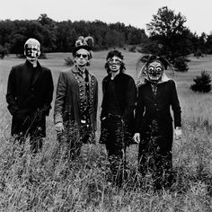 The Rolling Stones, Toronto, 1994 © Anton Corbijn. TENMAG Web September 2016.