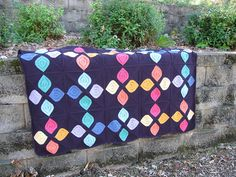Ravelry: Stained Glass pattern by Suzanne M Ross