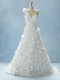 Rapunzel 2 Wedding Dress $1,299