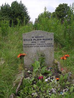 Sylvia Plath - 'The Bell Jar' - Hebden Bridge - Yorkshire - England
