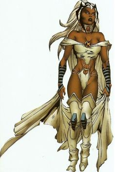 Storm the X-men, how many ways can they make this woman look Fierce! Comic Book Characters, Comic Book Heroes, Marvel Characters, Comic Character, Comic Books Art, Comic Art, Marvel Women, Marvel Girls, Marvel Dc Comics