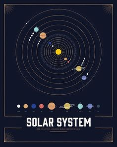 The Solar System by Ash Trowel
