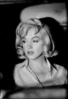 Marilyn Monroe in The Misfits photographed by Erich Hartmann, 1961