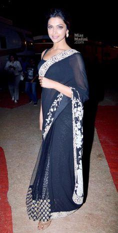 Beautiful understated saree by Sabyasachi....