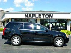Used Black 2005 Cadillac SRX. $6,926. Napleton Autowerks Bourbonnais