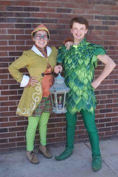 Shoemaker's Elf and Peter Pan