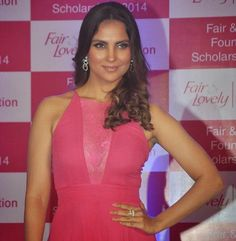 Lara Dutta Picture Gallery image # 301400 at Fair and Lovely Foundation Scholarships 2015 containing well categorized pictures,photos,pics and images. Lara Dutta, Shoulder Length Hair, Pageant, Gowns, Indian, Formal Dresses, Foundation, Pictures, Queen