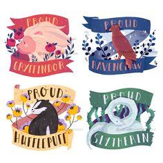 ✨✨✨ I'm a Ravenclaw Harry Potter Tumblr, Fanart Harry Potter, Harry Potter Kawaii, Arte Do Harry Potter, Harry Potter Artwork, Cute Harry Potter, Theme Harry Potter, Harry Potter Pictures, Harry Potter Drawings