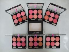 6 Color Mac Blusher Buy Cheap Mac Makeup Online with wholesale prices from mac cosmetics outlet