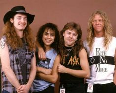 Cliff Burton of Metallica - Not Fade Away: Rockers Lost Before Their Time